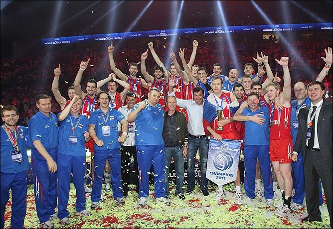 Выбор редактора – мужская волейбольная сборная России