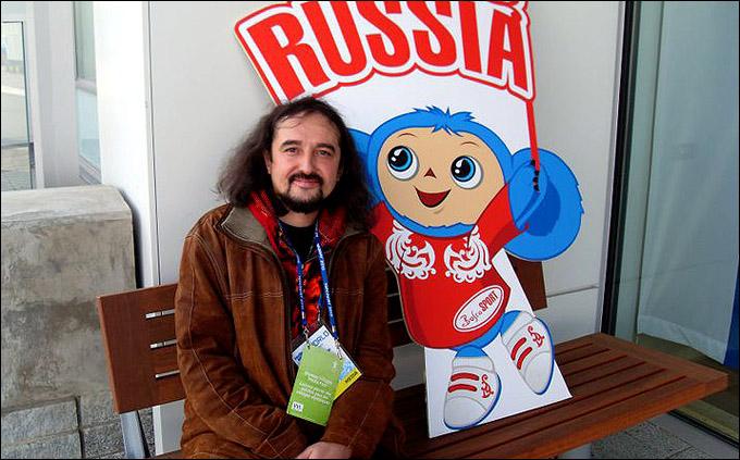 Александр Ткачёв в Ванкувере