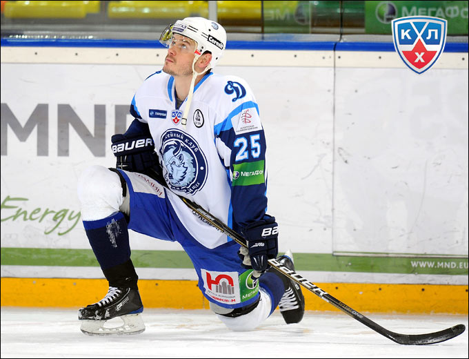 Лукаш Крайчек: Отыграл, как мог. Считаю, более-менее выступил неплохо