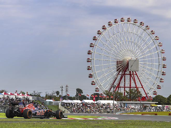 Формула 1. Гран-При Японии