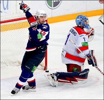 СКА — ЦСКА — 4-1