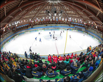 Финал Зимней Универсиады — 2013: Канада — Казахстан