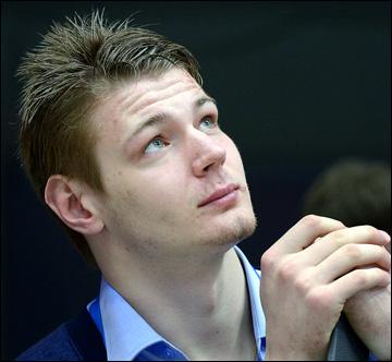 Валерий Ничушкин, два часа до полуфинала