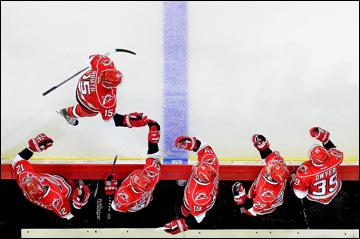 """Как дела, НХЛ? """"Каролина Харрикейнз"""". Туомо Рууту"""