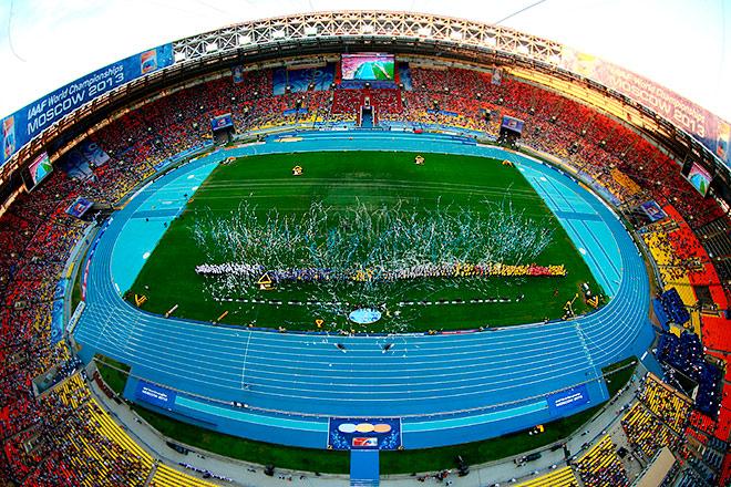 Чемпионат мира по лёгкой атлетике 2013 года в Москве
