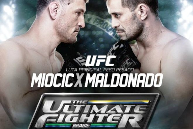 ������ � ������� The Ultimate Fighter Brazil 3 Finale