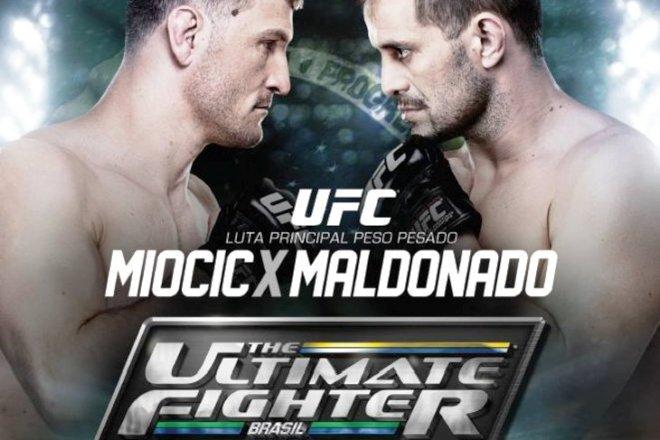 Постер к турниру The Ultimate Fighter Brazil 3 Finale