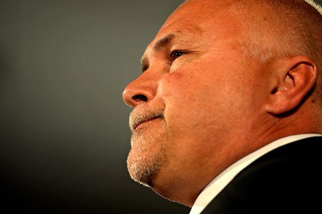 Барри Тротц — новый главный тренер «Вашингтона»