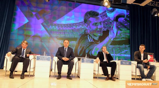"""Оргкомитет """"Россия 2018"""" подвёл итоги 2011 года"""