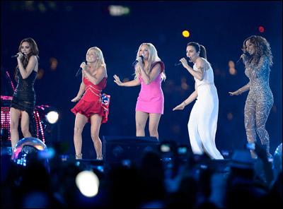 """""""Spice Girls"""" — как в старые, добрые времена"""