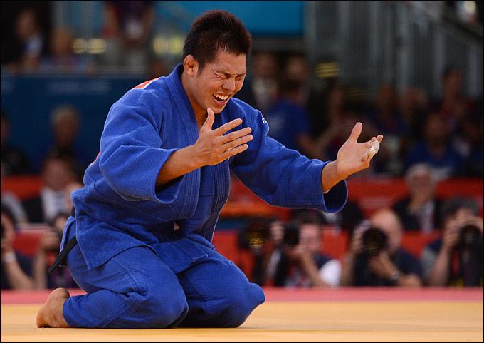 Олимпийский чемпион Ё-Бум Ким
