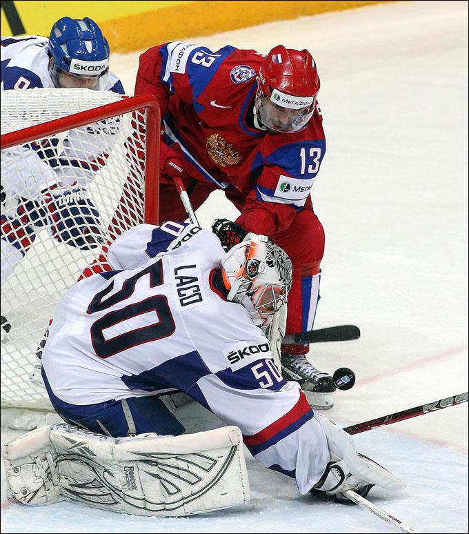 Павел Дацюк против Яна Лацо