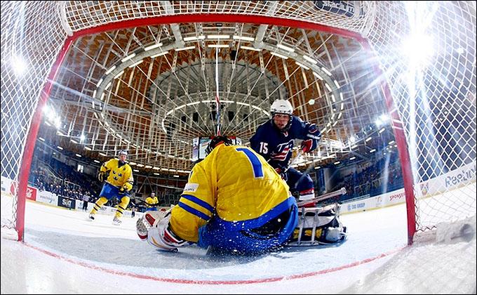 22 апреля 2012 года. Брно. Юниорский чемпионат мира. Финал. Швеция — США — 0:7
