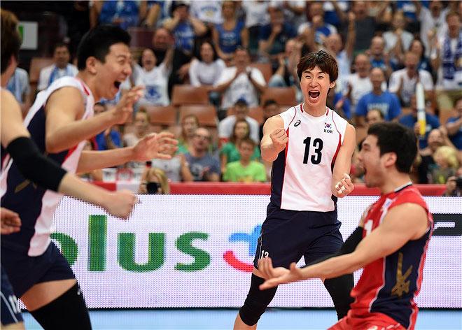 Южная Корея в матче с Бразилией завоевала одно очко