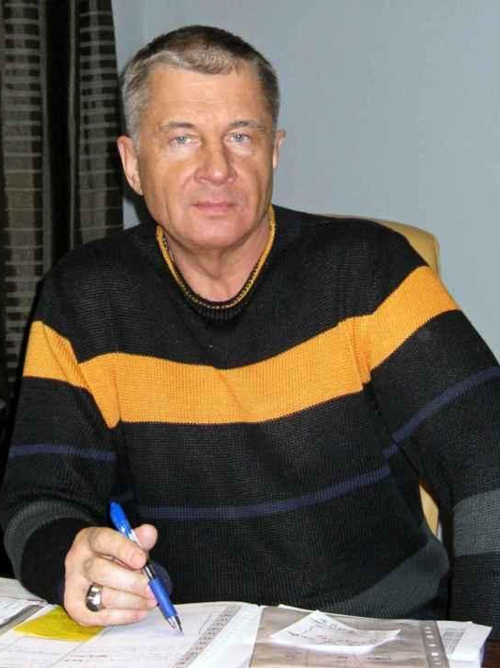 Президент Союза тхэквондо России Анатолий Константинович Терехов