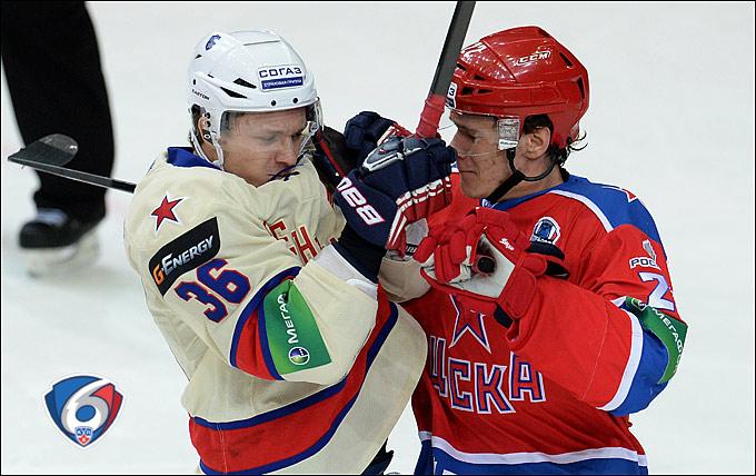 Андрей Сигарёв и Никита Зайцев