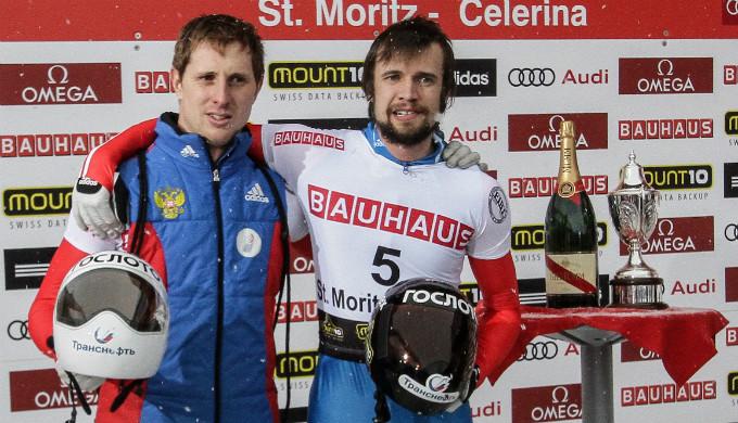 Сергей Чудинов и Александр Третьяков