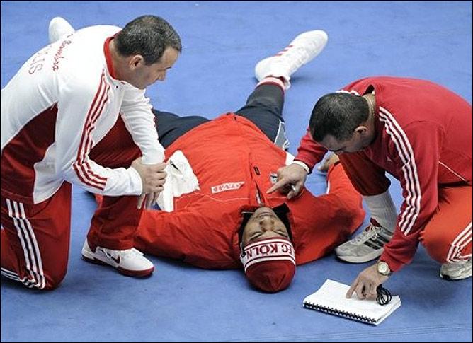 За свою четырёхлетнюю карьеру в профи Солис ни разу не оказывался на полу. Сумеет ли кубинец в предстоящем бою не подпортить этот рекорд?