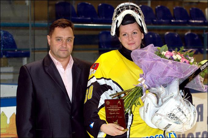 Анна Пругова