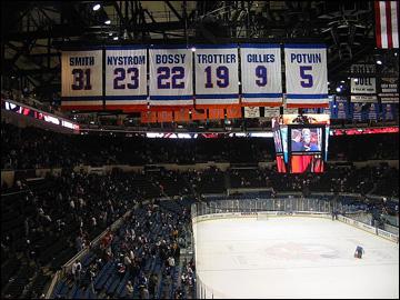 """Итоги сезона НХЛ. """"Нью-Йорк Айлендерс"""""""