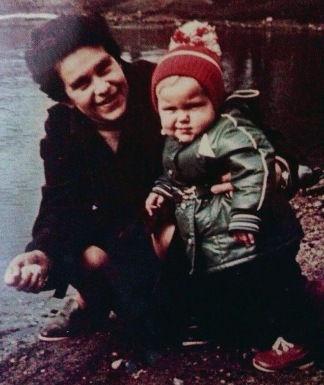 Екатерина Юрлова с бабушкой
