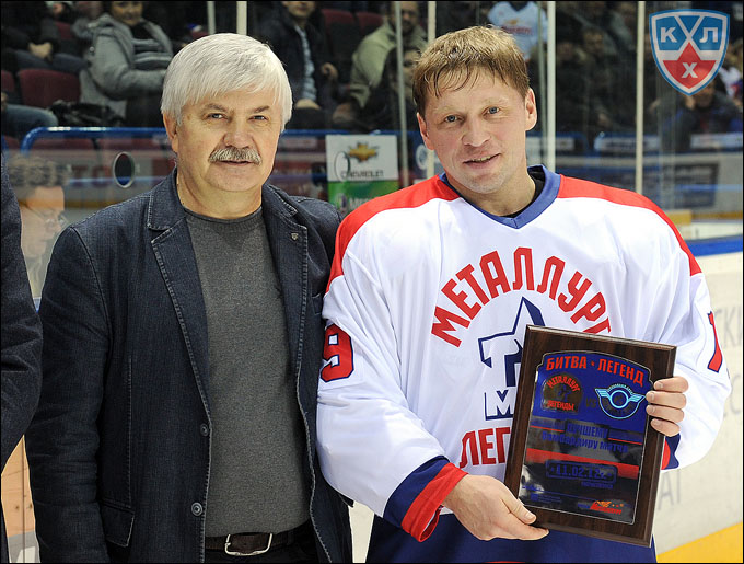 Геннадий Величкин и Евгений Корешков