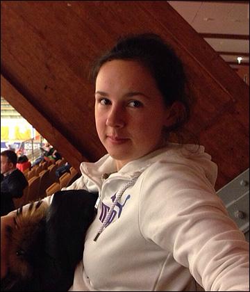 Юлия Прохорова — бронзовый призер чемпионата России 2013 года и участник турнира в Стокгольме