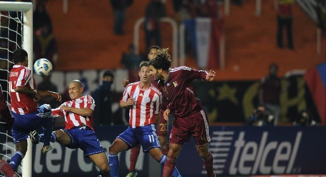 Кубок Америки. 1/2 финала. Парагвай — Венесуэла — 0:0 (0:0, 0:0, 0:0, 5:3)