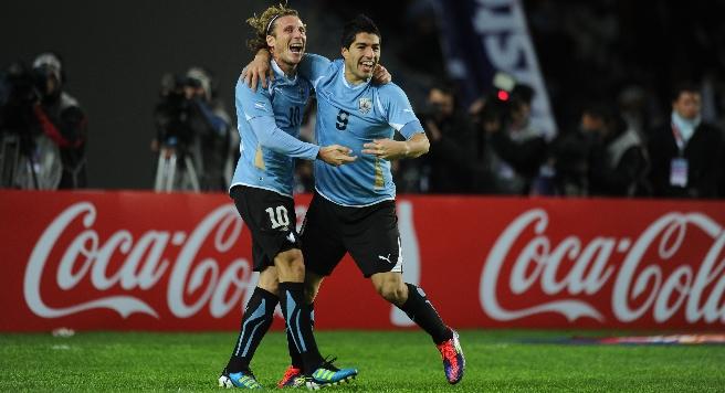 Кубок Америки. Полуфинал. Перу — Уругвай — 0:2