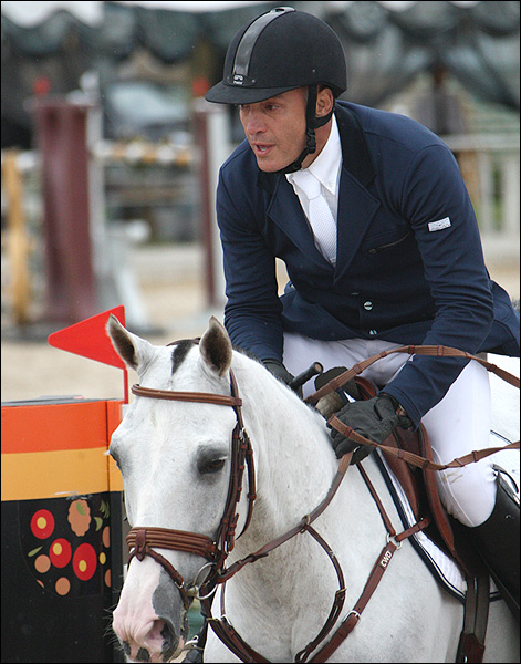 Владимир Туганов занимает 57-ю позицию в мировом рейтинге конкура