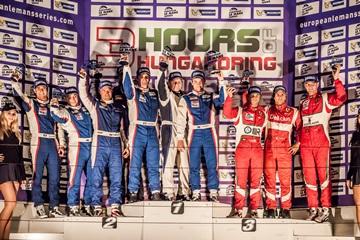 SMP Racing сход выиграла сезон в ELMS