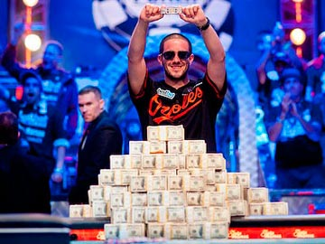 Грег Мерсон — чемпион ME WSOP-2012