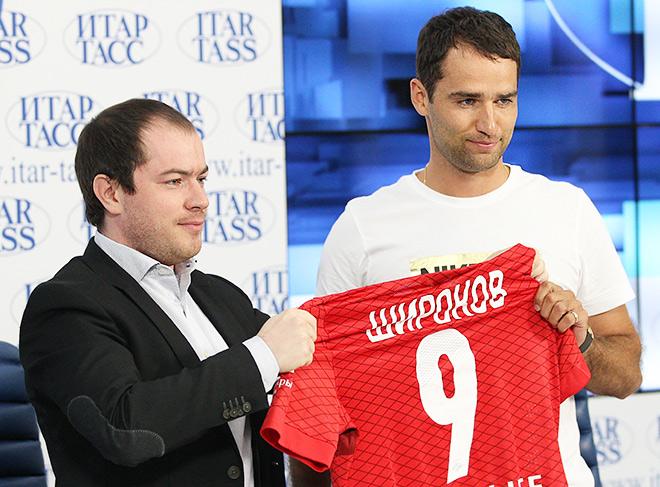 Роман Асхабадзе и Роман Широков