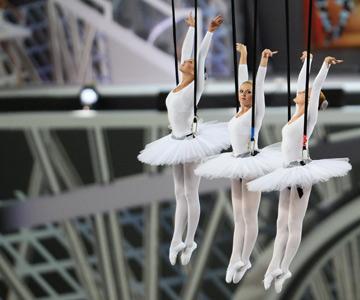 Церемония открытия чемпионата мира в Москве