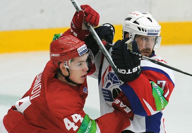 «Витязь» против «Локомотива»