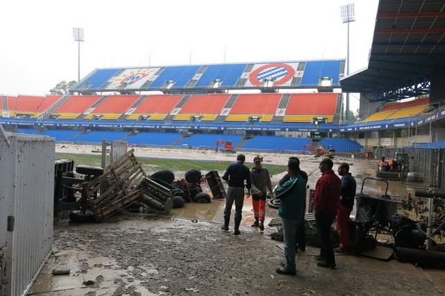 «Монпелье» в текущем году больше не сыграет на своём стадионе «Стад де ла Моссон»