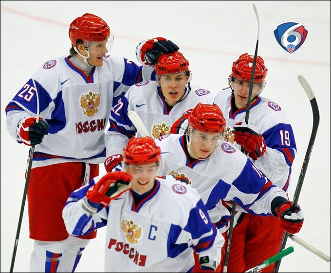 Сборная России — в полуфинале МЧМ