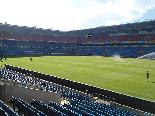 «Уллевол» — главный стадион Осло