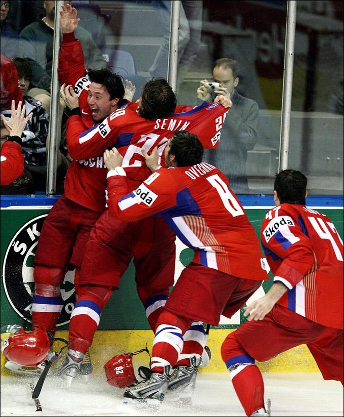 Помните? 2008 год, Квебек. За такое можно жизнь отдать. Но поможет ли это сборной?