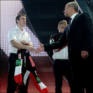 Дмитрий Цыбин и Владимир Кречин