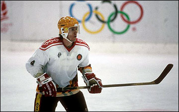 Удо Кисслинг на Олимпиаде-1988