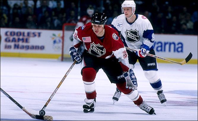 … в матче Всех Звезд НХЛ…