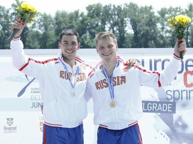 Алексей Коровашков и Илья Первухин – сильнейшие в Европе