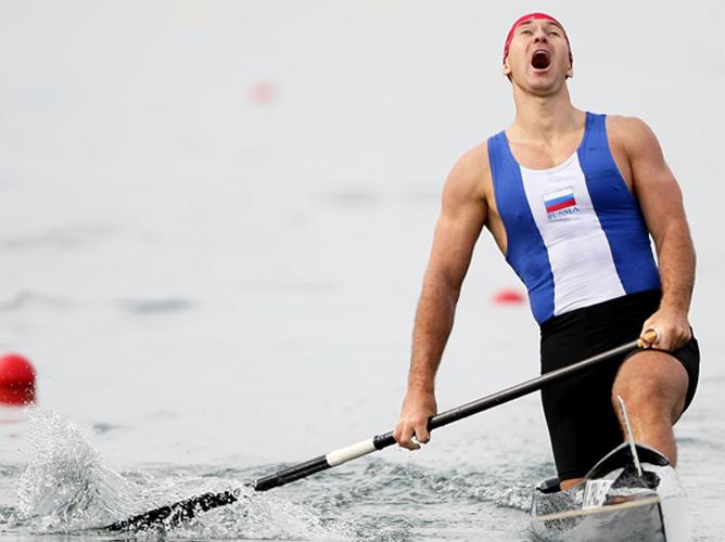 Золотой олимпийский финиш Максима Опалева
