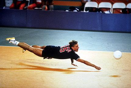 Карч Кирай – двукратный олимпийский чемпион в классическом волейболе