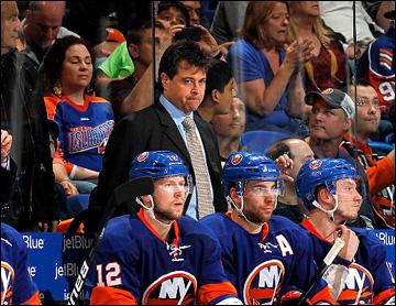 """Итоги сезона НХЛ. """"Нью-Йорк Айлендерс"""". Джек Капуано и его команда"""