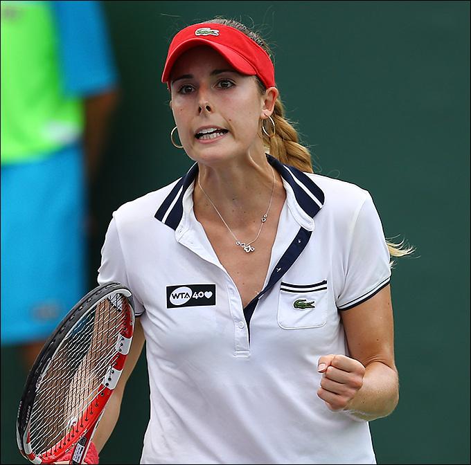 Ализе Корне выиграла домашний турнир в Страсбурге