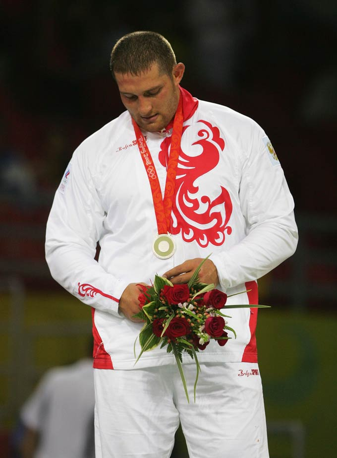 Хасан Бароев. Вице-чемпион Олимпиады 2008 года
