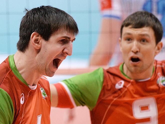 Артем Вольвич от матча к матчу доказывает, что вовсе не случайно на него делают ставку тренеры сборной