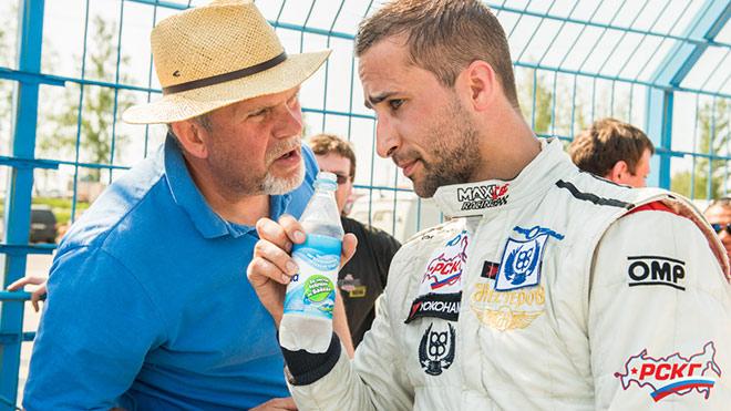 Михаил Девель, руководитель команды AMG Motorsport